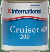 International Cruiser selvpolerende hvit 0,75 liter