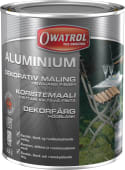 Owatrol Aluminium Rustbeskyttende Maling 2,5 liter