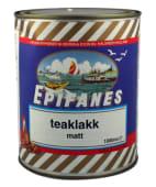 Epifanes Teaklakk 1 Ltr. Matt