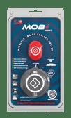 MOB+ xHUB trådløs dødmannsknapp grunnsett Grå 1 bruker