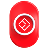 MOB+ xFOB Multifob Rød