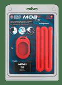 MOB+ xTag halsbånd/klips og hus for MOB-enhet
