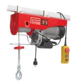 Vinsj Elektrisk 220V 600kg m/nødstopp