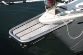 Båtsystem Baugspyd Seilbåt HP65
