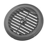 Ventilrist plast grå 100mm (Yamarin, Buster, AMT, Bella)