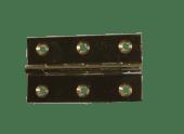 Bladhengsel Polert Messing 63,5mm