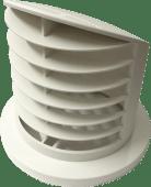 Eberspächer vridbar dyse åpen 50/60mm 90gr hvit