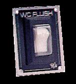 Spylebryter elektrisk toalett 12/24 Vdc