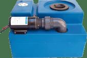 Septiktank 98 liter med Pumpe