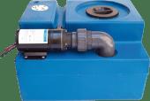 Septiktank 78 liter med Pumpe 24V