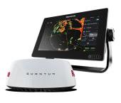 Raymarine Axiom 9 Kartplotter u/ekkolodd m/Quantum radar