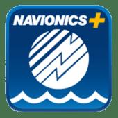 NAVIONICS + kart for nedlasting CF-brikke