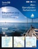 Båtsportkart 09-Ølen-Bjørnafj.-Norheimsund