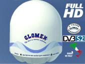 Glomex TV satelittantenne Full HD RHEA V8100S2