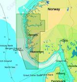 C-Map Max-N+ Lokal Farsund til Måløy