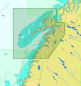 C-Map Max-N+ Lokal Melfjorden til Narvik/Lofoten