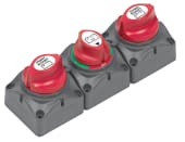 Bep Batterivelger for 2 motorer 715-S