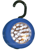 LED-Lys med krok