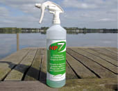 HP 7 Universalt rengjøringsmiddel 1 liter
