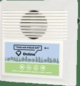 Delino D10P luftrenser/ozongenerator