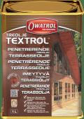 Owatrol Textrol Treolje Fargeløs 1 liter