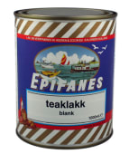 Epifanes Teaklakk 0,5 Liter Blank