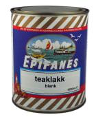 Epifanes Teaklakk 1 Ltr. Blank