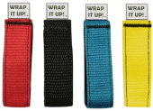 "Borrelåsstropper ""Wrap it up"" - 3pk"