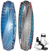 Airhead Fluid Wakeboard m/ Boss-Binding