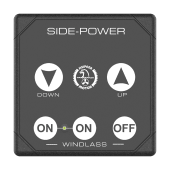 Engbo Touchpanel firkantet 12/24V