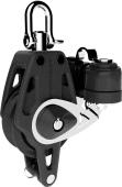 Lewmar Control blokk 40mm singel m/cleat