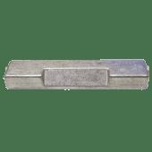 OMC aluminiumsanode bakplate
