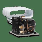 Dometic Kjøleaggregat CU55 og fordamper VD-07 130 l