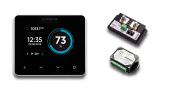Simarine Pico Standard Batterimonitor Sort