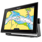 "B&G Vulcan 12"" touch skjerm,GPS, WIFI"