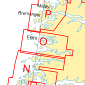 Båtsportkart O Stavenes-Florø