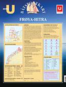 Båtsportkart U Frøya - Hitra