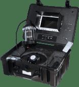 Undervannskamera 360grader m/DVR og 20m kabel