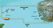 Bluechart Kart G2 Lista-Sognefjorden