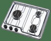 Techimpex kokeapparat Seafarer 3-bluss m/el tenning