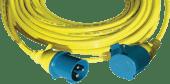 Ratio landstrømkabel CEE 3x2,5mm gul