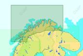 C-Map Max-N+ Lokal Lavangsfjorden til Bukta