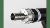 Eberspacher Eksosslange 30mm m/lyddemper 225cm