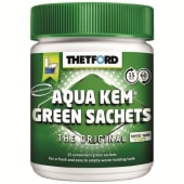 Thetford Aqua Kem Green tabletter