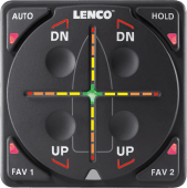 Lenco Auto Glide ettermonteringskit u/gps dobbel sylinder