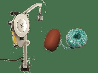 Teinehaler og utstyr