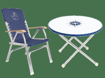 Strandstol og stol