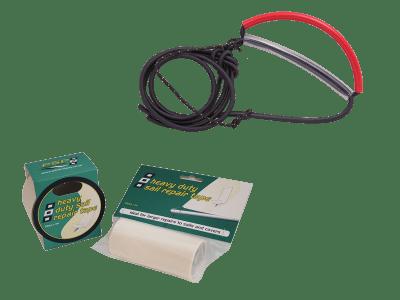 Seiltilbehør og reparasjon