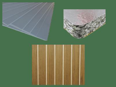 Byggematerialer og Innredning