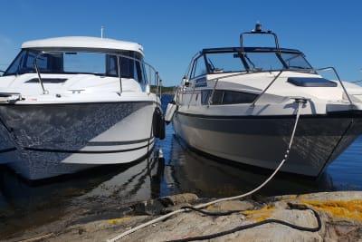Hvilke fendere passer til min båtstørrelse?